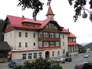 MIESZKO hotel in Poland mountains Sudetes Karpach
